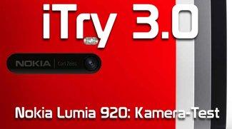 iTry 3.0 und das Nokia Lumia 920: Der Kamera-Test