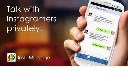 InstaMessage: Konkurrenz für WhatsApp?