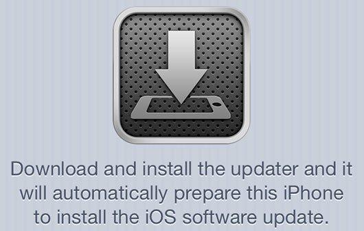 Apple veröffentlicht iOS 6.0.1 [Download Links]