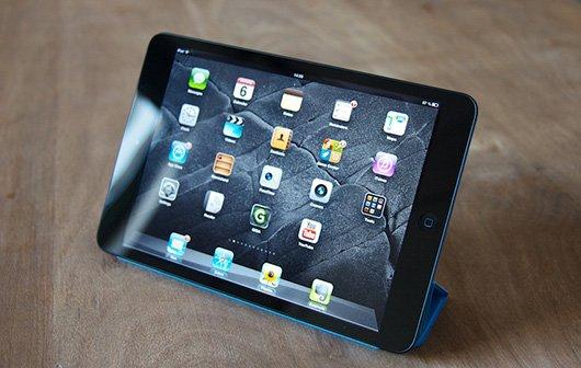 iPad mini 2: Retina-Display mit höherer Pixeldichte als iPad 3/4