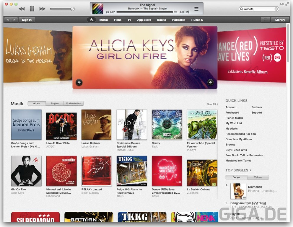 iRadio: Apples Musik-Streaming-Angebot kommt angeblich 2013