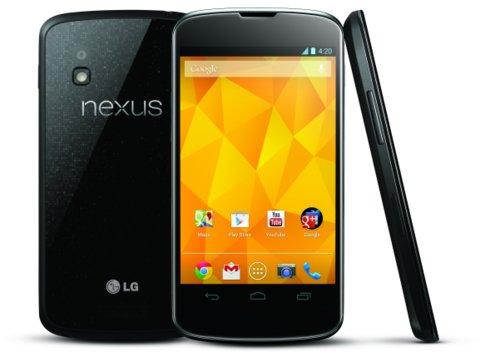 LG Nexus mit Android 4.2