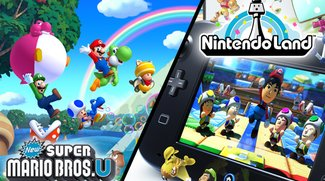 New Super Mario Bros. U + Nintendo Land - GIGA Gameplay