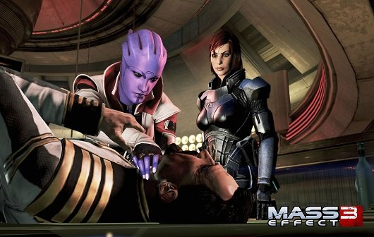 Mass Effect 3: Neue Screenshots zum Omega DLC