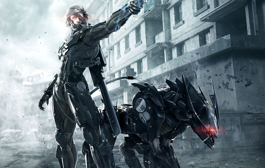 Metal Gear Rising - Revengeance: Neue Charakter-Artworks und Screenshots