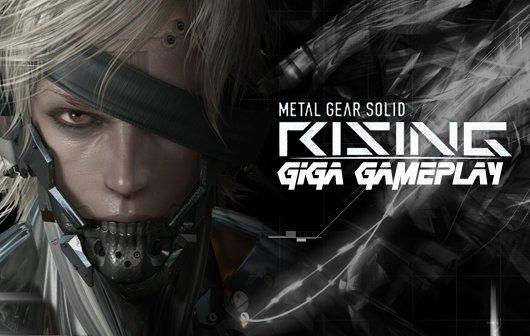 Metal Gear Rising: Revengeance - GIGA Gameplay