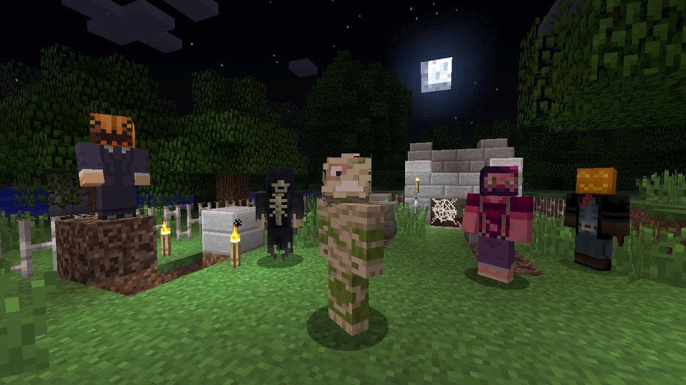 Minecraft - Xbox 360 Edition: Bekommt Support für Texture Packs