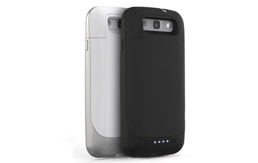 Mophie juice pack für das Samsung Galaxy S3: schick und teuer