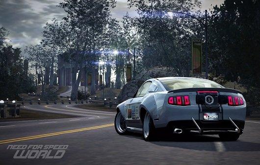 Need for Speed World: Drag Mode kehrt zurück