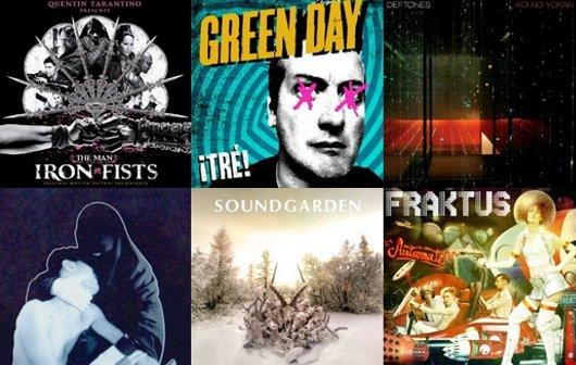 Neue Musik 2012: Die 10 besten Alben, die noch kommen
