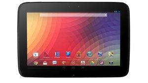 Google Nexus 10 - Wieder im Play Store verfügbar