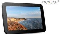 Nexus 10 - Keine Reparatur durch Google oder Samsung