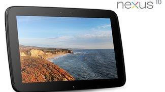 Nexus 10 – Hands-On (Video) und erste Eindrücke