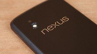 Nexus 4 in der Redaktion angekommen
