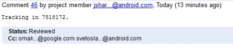 Android 4.2 Fehler