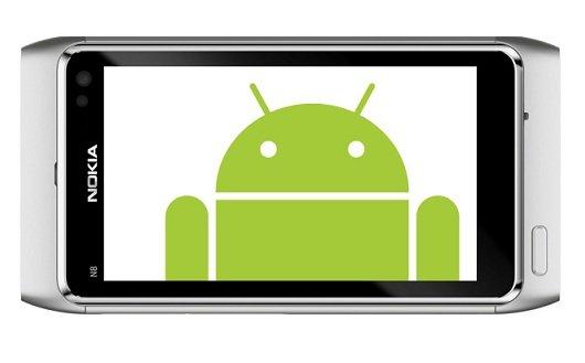 Baut Nokia bald Android-Smartphones?