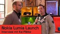 Nokia Lumia Event in Berlin - Interview mit Kai Plätke
