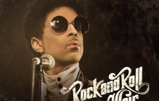 Prince Video-Premiere: Rock'n'Roll Love Affair