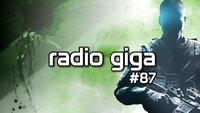 radio giga #87 - Black Ops 2, GTA V, Origin gehacked