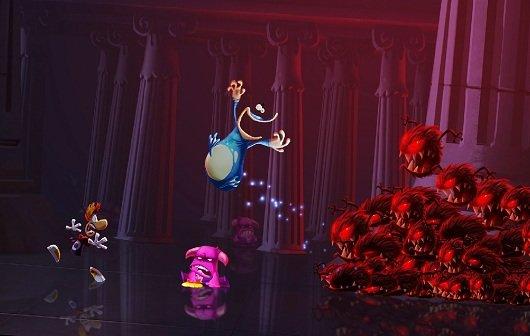 Rayman Legends: Keine Probleme bei der Entwicklung