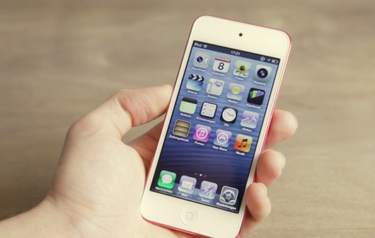 iPod touch: 5. Generation im Test mit Video
