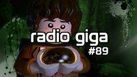 radio giga #89 - LEGO Herr der Ringe, Wii Mini und Assassin's Creed 4