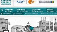 Ab 2013: Rundfunkbeitrag statt GEZ - die wichtigsten Infos und wie man die Befreiung kriegt
