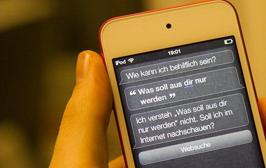 Siri: Quo vadis, Sprachassistent?