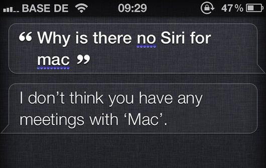 Mac OS X 10.9: Apple Maps und Siri für Macs