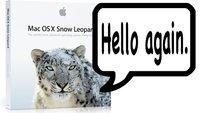 Mac OS X 10.6 Snow Leopard: Wieder verfügbar im Apple Online Store