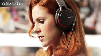 Die elegante Lifestyle-Kopfhörer-Serie MDR-1 von Sony