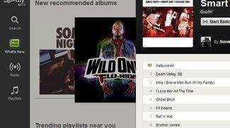 Spotify ab sofort auch im Browser nutzen - so geht's