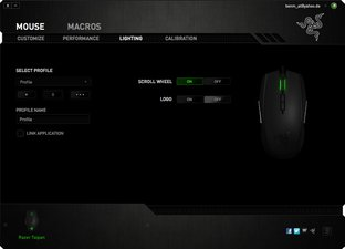 Razer Synapse 2.0 - Screen 3