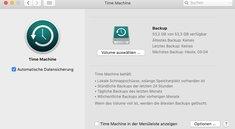macOS: Backup mit Time Machine erstellen & wiederherstellen – so geht's