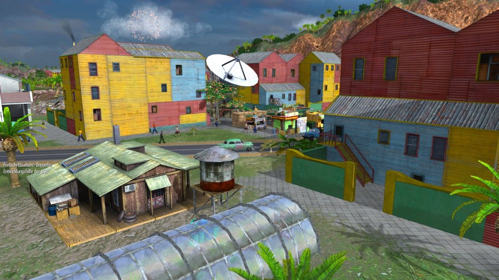 Tropico 4: Megalopolis DLC ab heute verfügbar