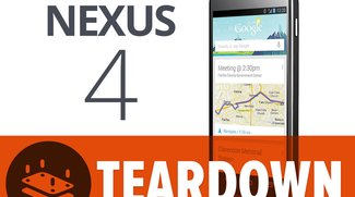Das neue Nexus auseinandergenommen - Nexus 4 Teardown