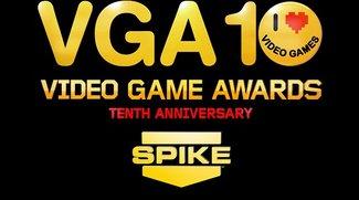 VGA 2012 - Spike Video Game Awards