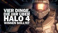 Vier Dinge, die ihr über Halo 4 wissen solltet