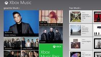Musik-Flatrate bei Windows 8: So funktioniert Xbox Music