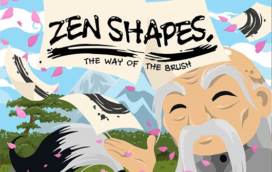 Zen Shapes: 5 Promocodes für Entpannungs-Puzzle zu gewinnen