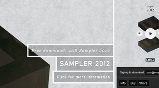 4AD-Sampler gratis: 12 MP3s von Grimes, Purity Ring, Mark Lanegan Band, Efterklang...