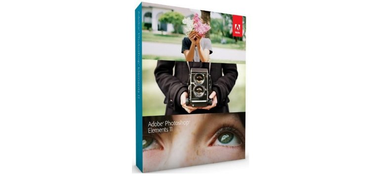 Adobe Photoshop Elements 11 PC/Mac versandkostenfrei für 39,00 Euro
