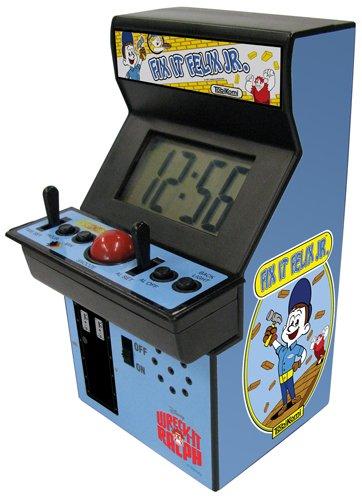 Ralph Reichts Arcade-Wecker