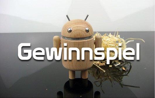 Gewinnt eine von drei tollen Android Figuren