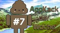 AppKack der Woche #7: Darmwind, Haare, Popos und Erbrochenes