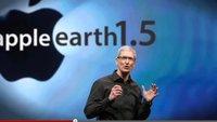 Betthupferl: Apple passt Straßen und Gelände der Karten-App an