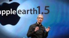 <i>Betthupferl:</i> Apple passt Straßen und Gelände der Karten-App an