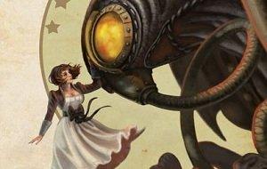 Bioshock Infinite: Alternative Cover stehen zum Download bereit
