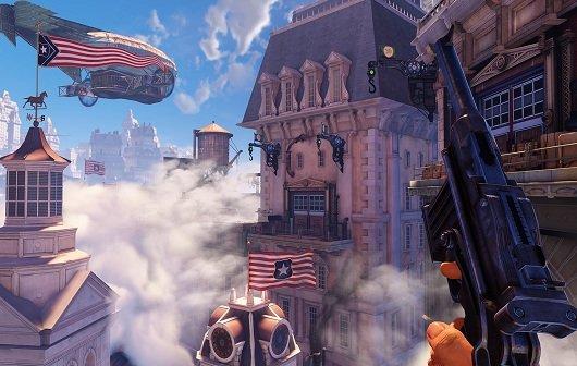 """Bioshock Infinite: Levine verspricht """"einzigartiges"""" Ende"""