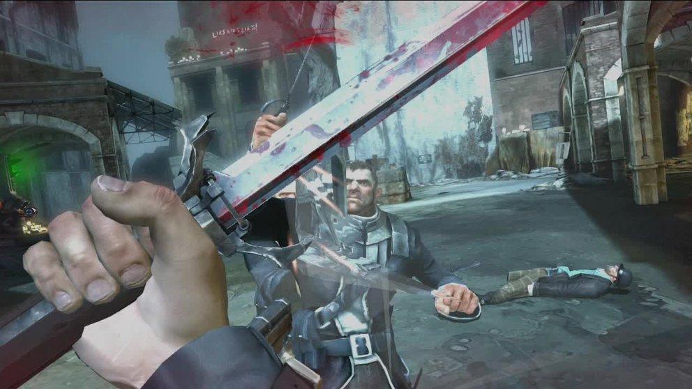 Dishonored: Patch 1.3 bereitet auf den neuen DLC vor